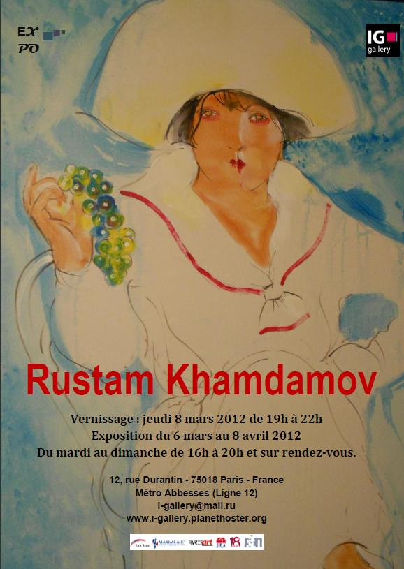 Rustam Khamdamov