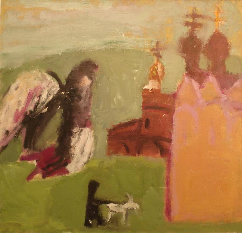 2. моление о россии.1998.90х100